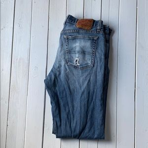 Men's size 34 lucky brand jeans